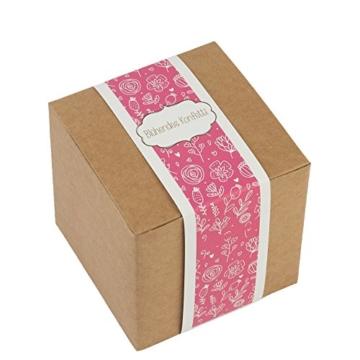 PAPERBLOOMS Seedbombs - Blühende Konfetti Herzen bunt, Blumensamen als Weihnachtsgeschenk - 2