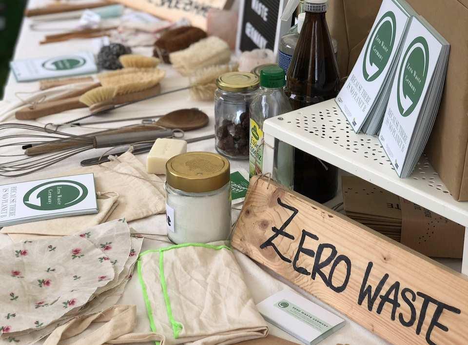 Nachhaltig vorgestellt: Zero Waste Germany