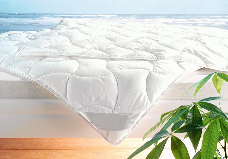 Besser nachwachsend – Bettdecken aus Holz, Mais oder Bambus