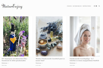 Naturenjoy Online Magazin