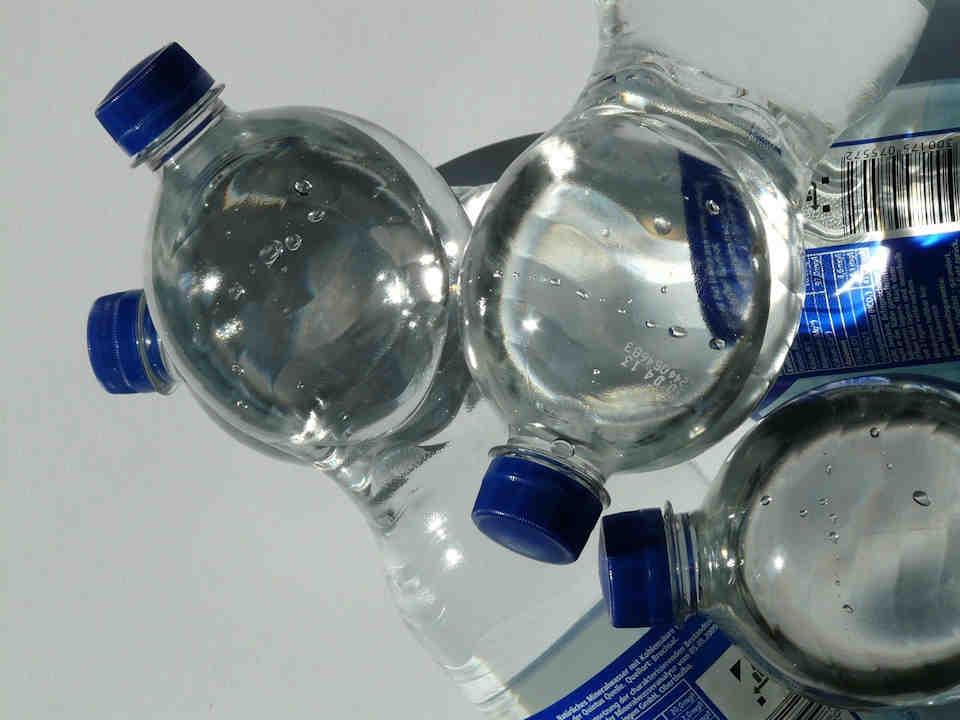 Plastikmüll reduzieren mit Wasserfiltern