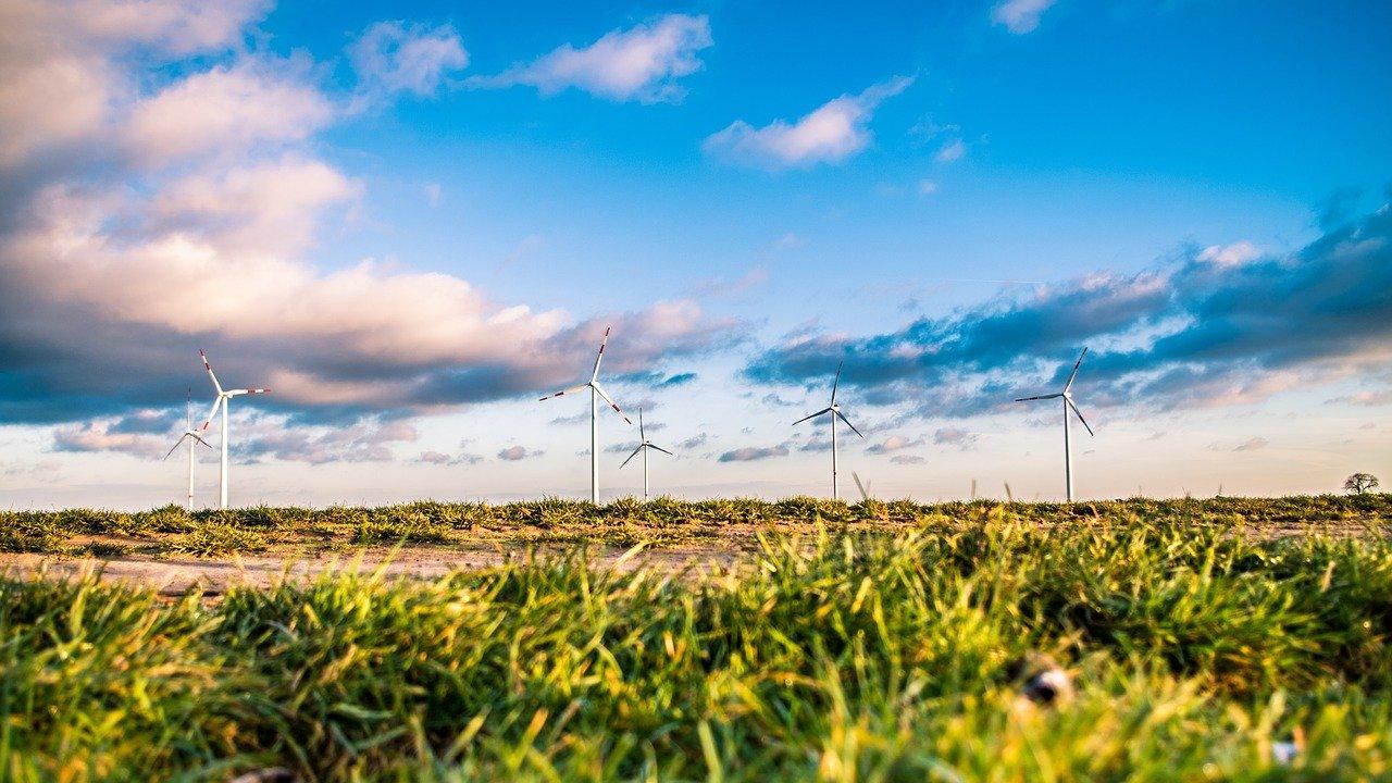 Nachhaltigkeit bei der Energieversorgung