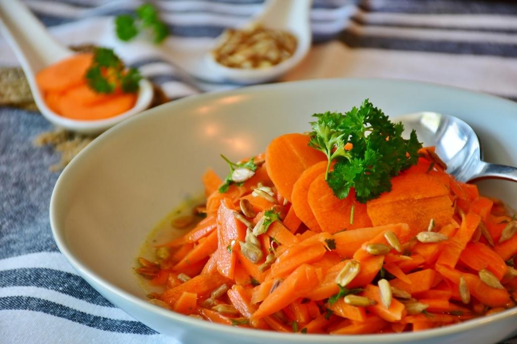Zubereitungstipps für Karotten