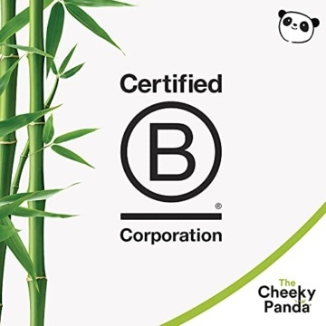 The Cheeky Panda – Toilettenpapier aus Bambus | Maxi 24er-Packung (6 Packungen mit je 4 Rollen, 3-Lagig, 200 Blatt) | Hypoallergen, Plastikfrei, Umweltfreundlich, Super Sanft, Reißfest & Nachhaltig - 6