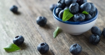 Superfood: Heidelbeeren bzw Blaubeeren