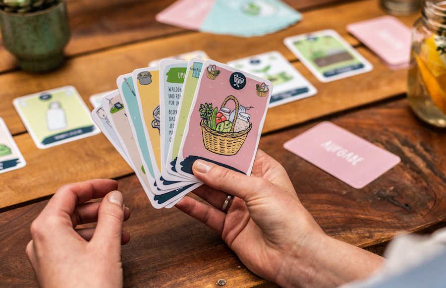 Gemeinsam Nachhaltigkeit spielerisch lernen
