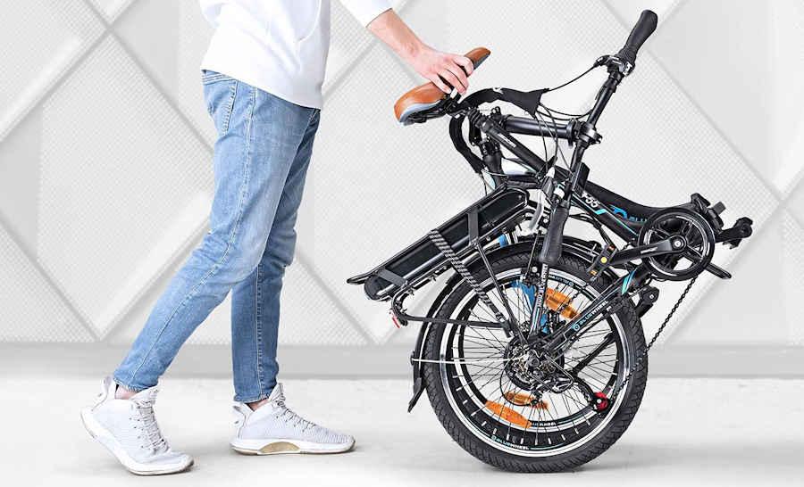 E-Bike Klapprad kaufen – einfach und praktisch